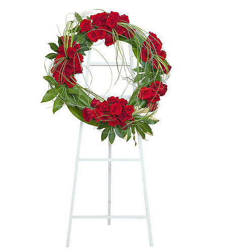Royal Wreath in Weymouth MA, Bra Wey Florist