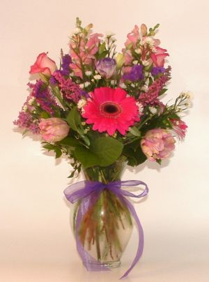 Send A Smile in Salisbury MD, Kitty's Flowers