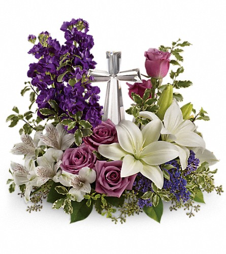 Teleflora's Grace And Majesty Bouquet in Royersford PA, Three Peas In A Pod Florist