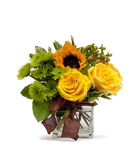 Golden Woodland in Dover OH, Baker Florist, LLC