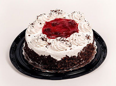 Black Forest Cake in Timmins ON, Timmins Flower Shop Inc.