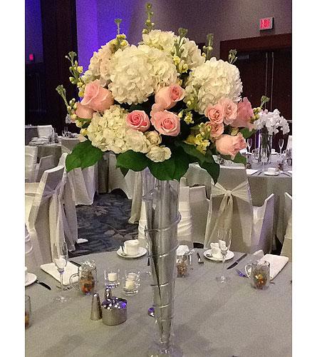 River Oaks Flower House Inc Wedding