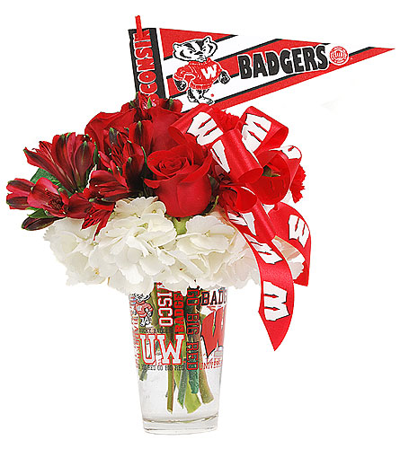 Badger Spirit in Madison WI, Felly's Flowers
