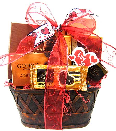 Godiva Love in Oklahoma City OK, Array of Flowers & Gifts