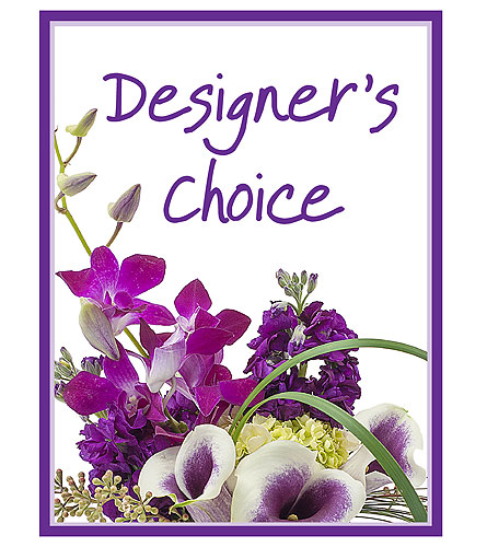 Designer's Choice in Oshkosh WI, Flowers & Leaves LLC