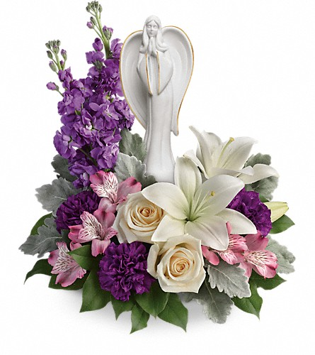 Teleflora's Beautiful Heart Bouquet in Nashville TN, Flower Express