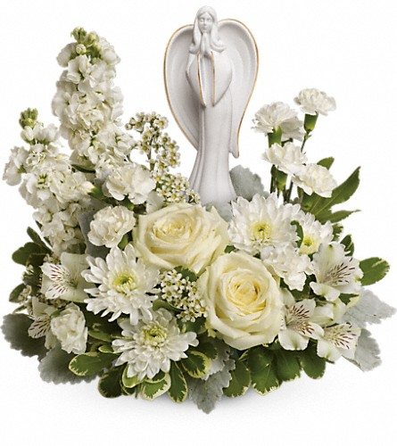 Teleflora's Guiding Light Bouquet in Winthrop MA, Christopher's Flowers