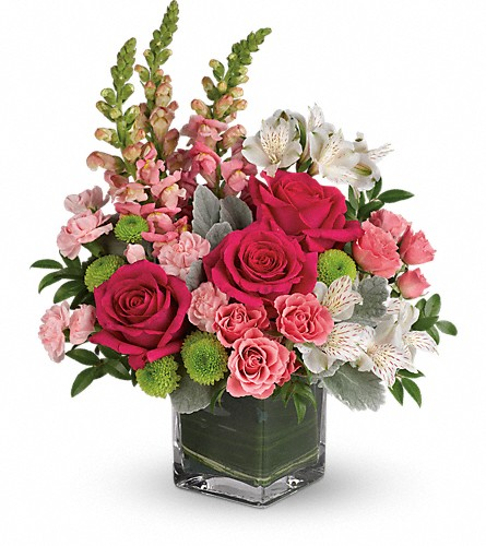 Teleflora's Garden Girl Bouquet in Naples FL, Gene's 5th Ave Florist