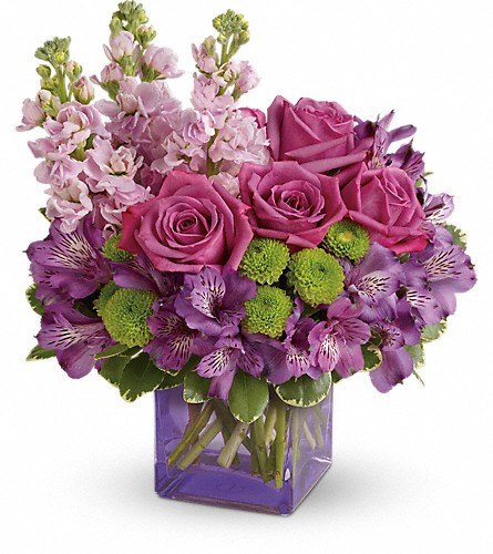 Teleflora's Sweet Sachet Bouquet in Naples FL, Gene's 5th Ave Florist