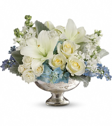 Telflora's Elegant Affair Centerpiece in Middle Village NY, Creative Flower Shop