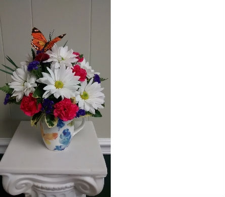 Dance of the Butterfly in Athens GA, Flower & Gift Basket