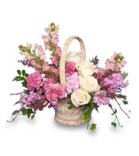 PRETTY PASTELS in Sayville NY, Sayville Flowers Inc