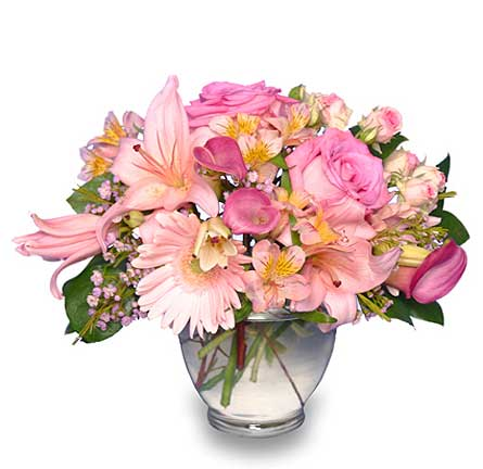 DELICATE AFFECTION in Sayville NY, Sayville Flowers Inc