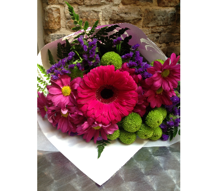Say it with Flowers All Year Monthly Bouquet in Perth ON, Kellys Flowers & Gift Boutique