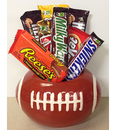 Football Sweets in Wyoming MI, Wyoming Stuyvesant Floral