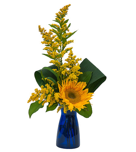 Simply Sunflower in Schaumburg IL, Deptula Florist & Gifts