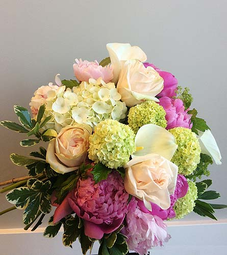Perfection CUT BOUQUET   in Victoria BC, Fine Floral Designs