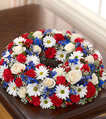Remembering You!TM Red White & Blue