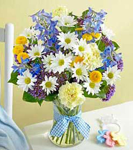 Baby Boy Bouquet!TM