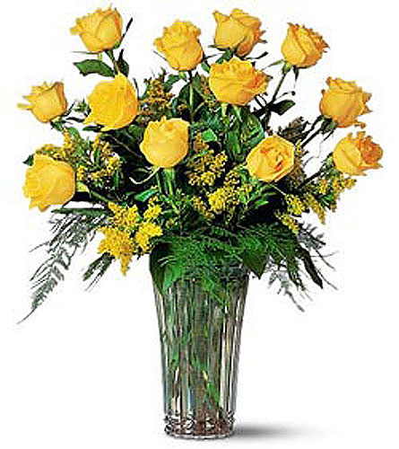 Yellow Rose Fantasy!TM