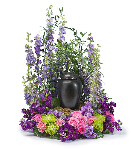 Forever Cherished Surround in Fort Worth TX, TCU Florist