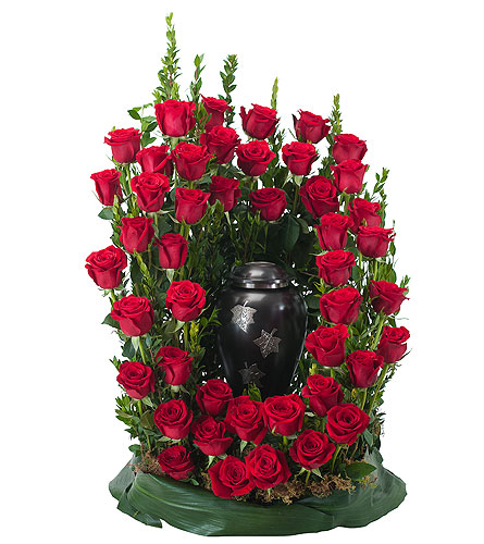 Royal Rose Surround in Fort Worth TX, TCU Florist