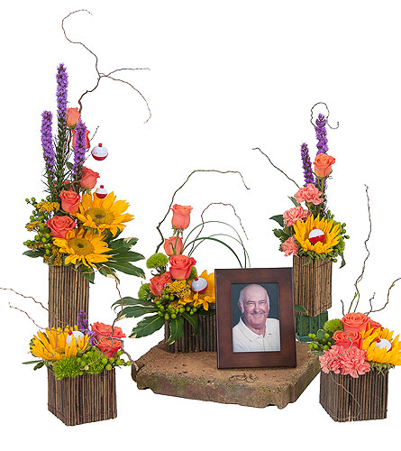 All About Dad in Fort Worth TX, TCU Florist