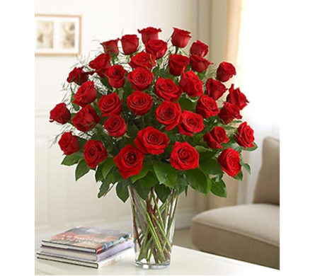 36 Roses Any Color in Indianapolis IN, George Thomas Florist