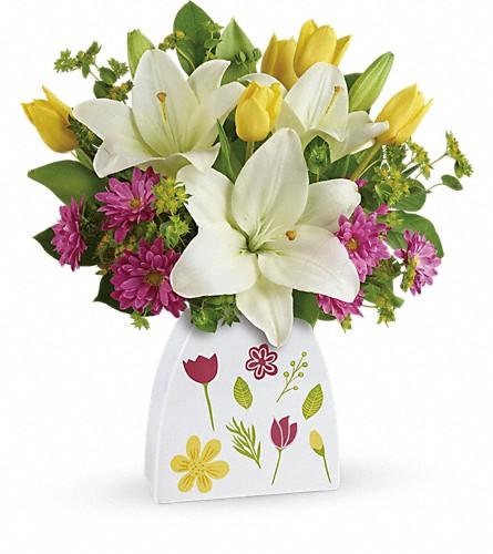 Telefloras You Shine Bouquet In Bonita Springs Fl Bonita Blooms