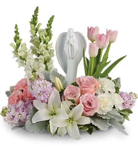 Teleflora's Garden Of Hope Bouquet in Jacksonville FL, Hagan Florists & Gifts