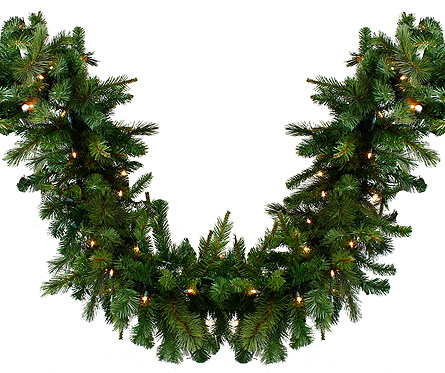 Princess Pine Lifelike Garland NOW 50% Off  in Little Rock AR, Tipton & Hurst, Inc.