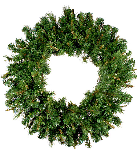 Princess Pine Lifelike Wreath NOW 50% OFF in Little Rock AR, Tipton & Hurst, Inc.