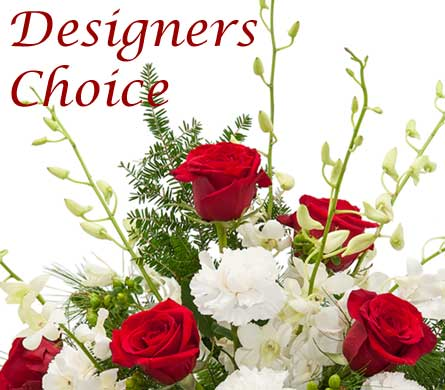 Designers Choice Christmas in Amherst NY, The Trillium's Courtyard Florist