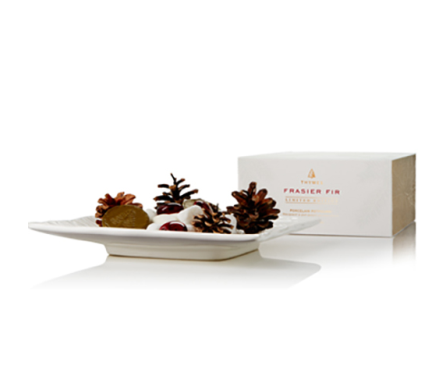 Frasier Fir by Thymes Porcelain Potpourri in Little Rock AR, Tipton & Hurst, Inc.