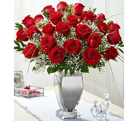 PREMIUM LONG STEM RED ROSES in Yelm WA, Yelm Floral