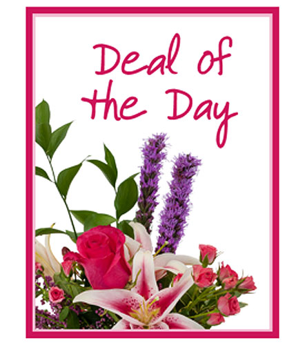 Deal of the Day in Chesterton IN, The Flower Cart, Inc