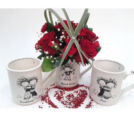 The Love Mug in Alliston, New Tecumseth ON, Bern's Flowers & Gifts