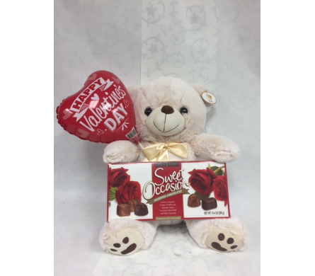teddy package  in Staten Island NY, Eltingville Florist Inc.