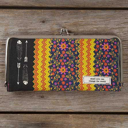 GYPSY KISS LOCK WALLET in Muskegon MI, Wasserman's Flower Shop