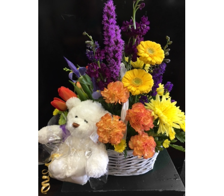 BEAR HUGS in Missouri City TX, Flowers By Adela