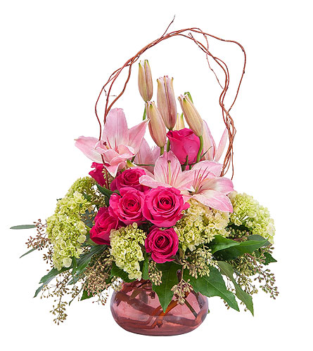 Oh, So Beautiful Blooms in Broomfield CO, Bouquet Boutique, Inc.