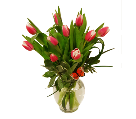 Tulip Bouquet By Country Greenery in Moorhead MN, Country Greenery