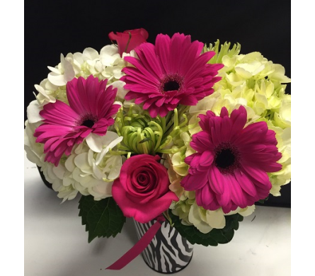 Birthday Bash in Needham MA, Needham Florist