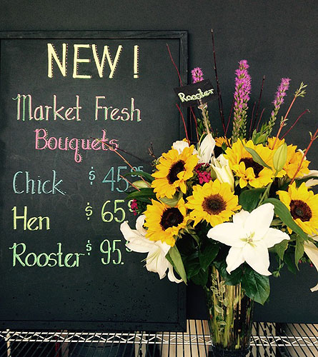 Market Fresh Bouquet in Tempe AZ, Bobbie's Flowers