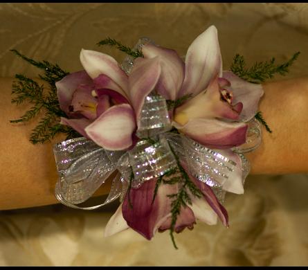 Prom corsage delivery merrick ny feldis florists cymbidium orchid corsage negle Images