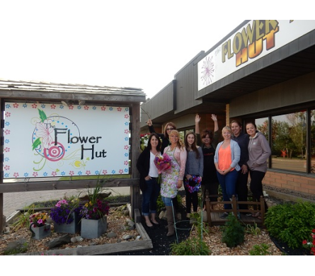 Meet The Staff  in Fort St. John BC, The Flower Hut FSJ Ltd.