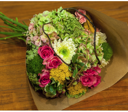 Martha's Vineyard Artisan Hand Tied Bouquet  in Merrick NY, Feldis Florists