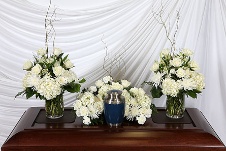 3 Piece Cremation Package in Southampton PA, Domenic Graziano Flowers