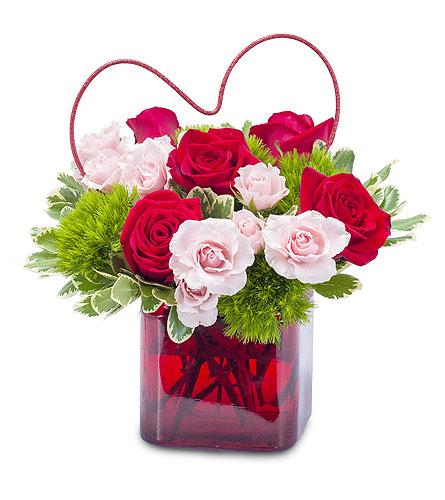 Pure heart in sand springs ok cobles flowers sand springs ok florist home pure heart view larger mightylinksfo