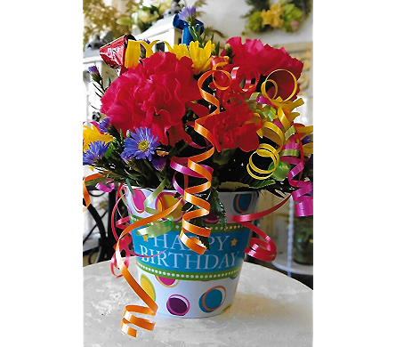 HAPPY BIRTHDAY in The Villages FL, The Villages Florist Inc.